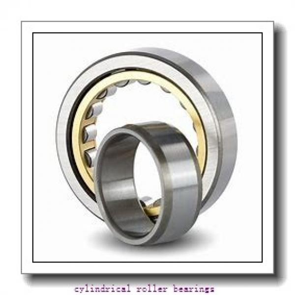 240 mm x 440 mm x 120 mm  NKE NU2248-E-MPA cylindrical roller bearings #1 image
