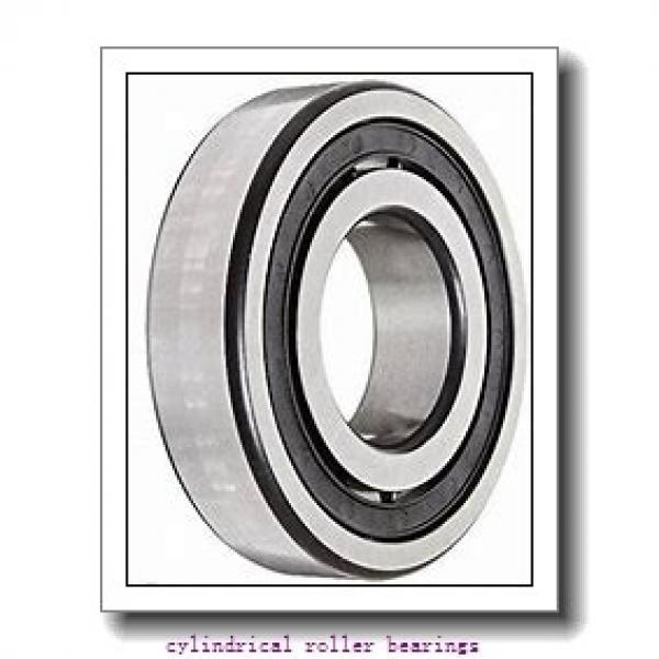 30 mm x 62 mm x 16 mm  NSK NJ206EM cylindrical roller bearings #2 image