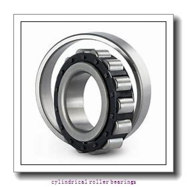 120 mm x 310 mm x 72 mm  NSK NU 424 cylindrical roller bearings #1 image