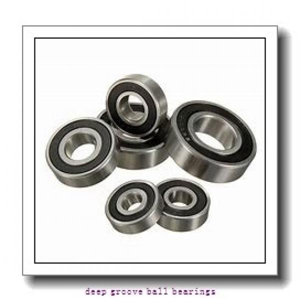 7 mm x 22 mm x 7 mm  ZEN 627-2RS deep groove ball bearings #1 image