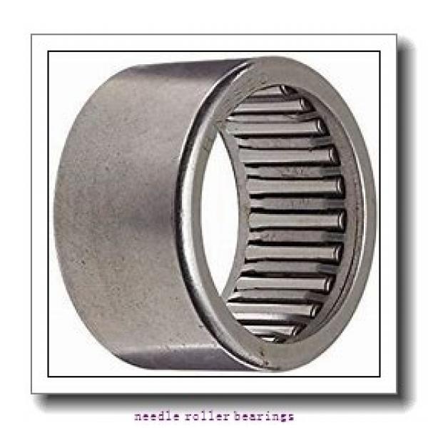 5 mm x 10 mm x 12 mm  ZEN NK5/12TN needle roller bearings #1 image