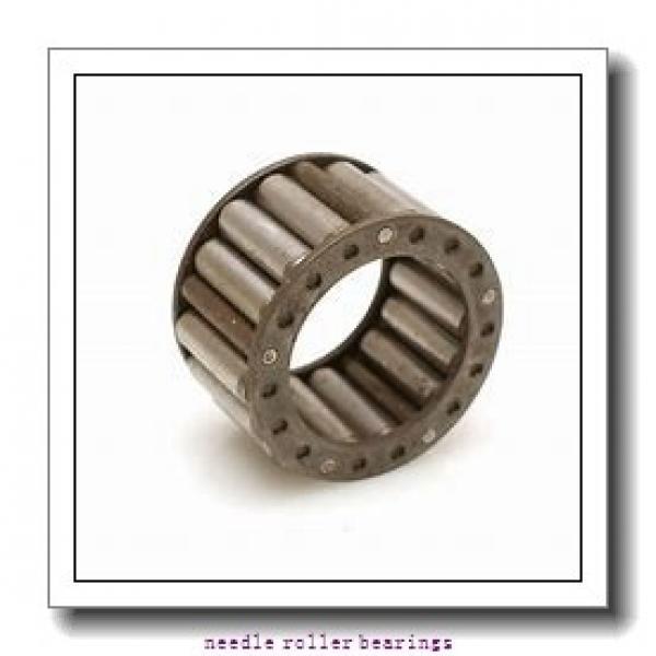 50 mm x 72 mm x 23 mm  IKO NA 4910U needle roller bearings #2 image