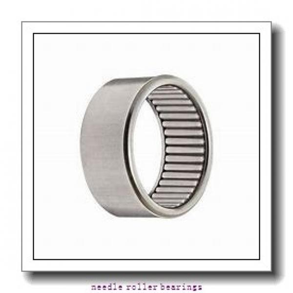12 mm x 28 mm x 12 mm  INA NAO12X28X12-IS1 needle roller bearings #1 image