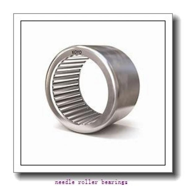 38 mm x 53 mm x 30 mm  KOYO NQI38/30 needle roller bearings #1 image