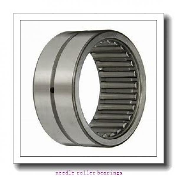 NSK WJ-101410 needle roller bearings #2 image