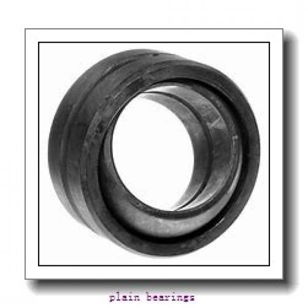 4 mm x 18 mm x 4 mm  NMB HR4 plain bearings #1 image
