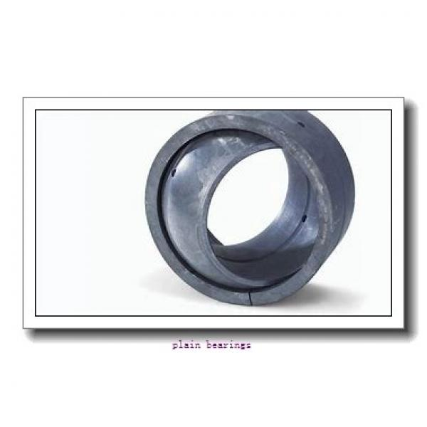 40 mm x 105 mm x 27 mm  LS GX40T plain bearings #1 image