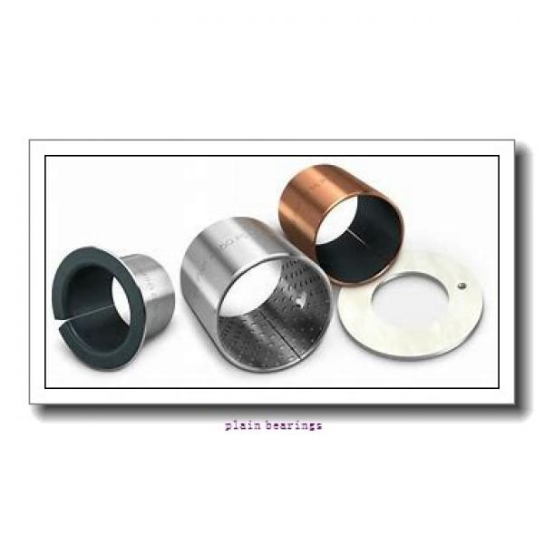 10 mm x 22 mm x 14 mm  INA GAKR 10 PW plain bearings #2 image