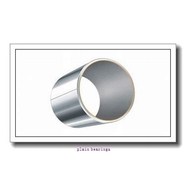 6 mm x 16 mm x 9 mm  INA GAKFR 6 PW plain bearings #1 image