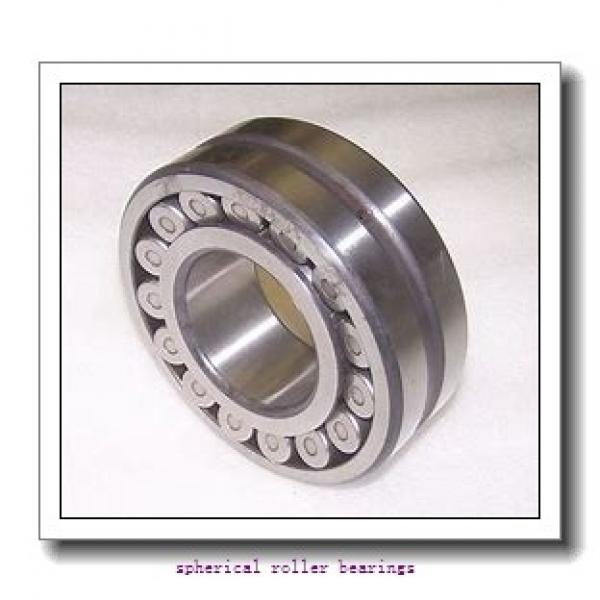 95 mm x 180 mm x 46 mm  ISB 22220 K+AHX320 spherical roller bearings #1 image