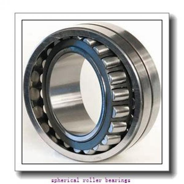 90 mm x 190 mm x 64 mm  NKE 22318-E-K-W33+H2318 spherical roller bearings #1 image