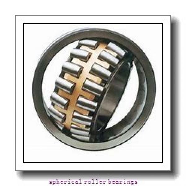 360 mm x 540 mm x 134 mm  NKE 23072-K-MB-W33 spherical roller bearings #1 image