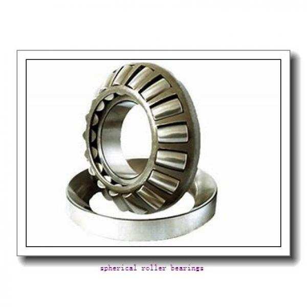 220 mm x 340 mm x 118 mm  NKE 24044-MB-W33 spherical roller bearings #1 image