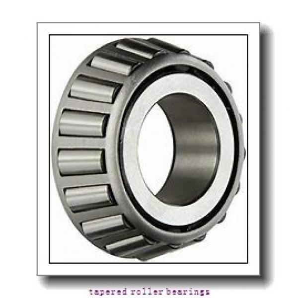 55 mm x 90 mm x 23 mm  Timken NP298271/Y32011X tapered roller bearings #1 image