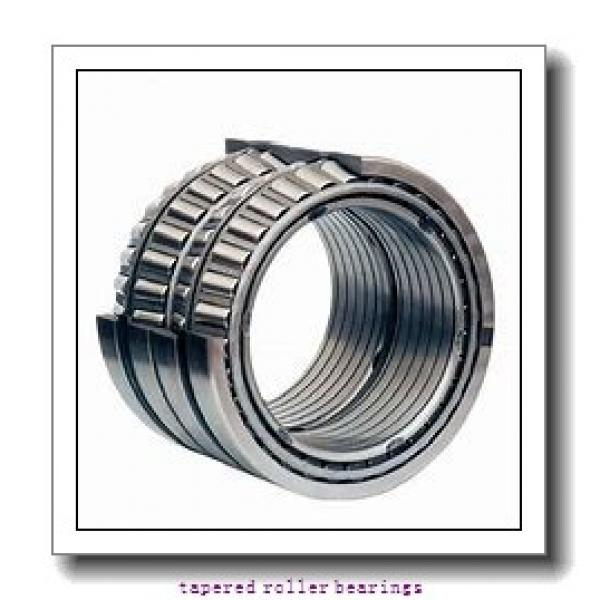 Toyana 02878/02820 tapered roller bearings #1 image