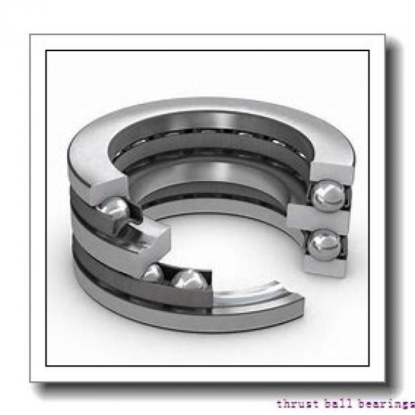 NSK 180TAC29D+L thrust ball bearings #1 image