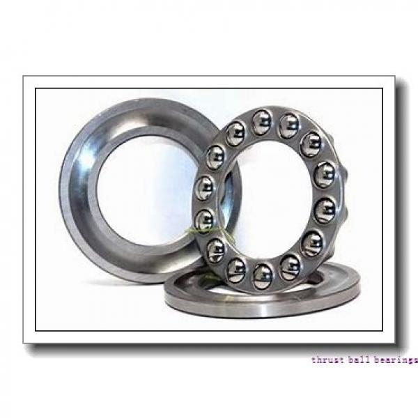 120 mm x 215 mm x 58 mm  SKF NU 2224 ECNML thrust ball bearings #1 image