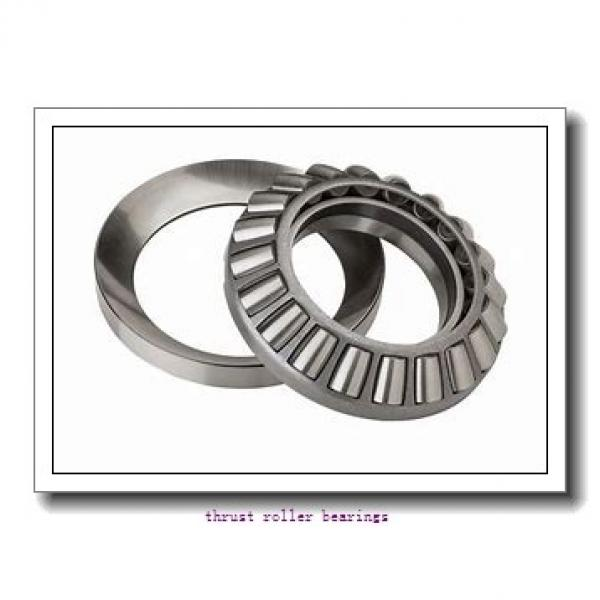 220 mm x 360 mm x 29 mm  NACHI 29344E thrust roller bearings #2 image