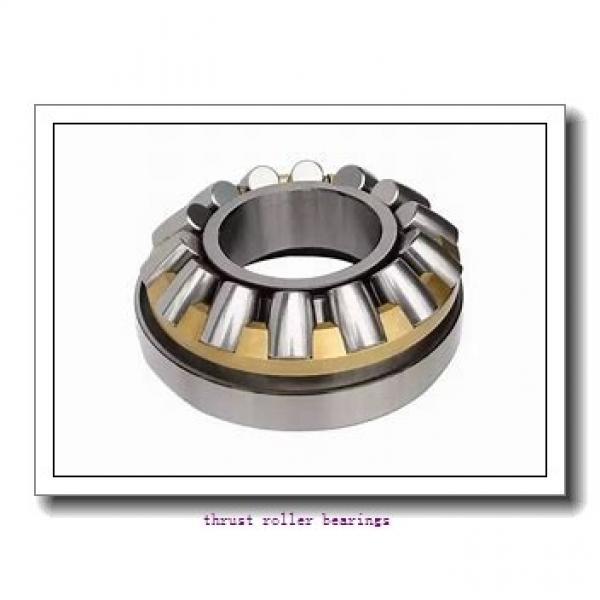 100 mm x 170 mm x 14 mm  NACHI 29320E thrust roller bearings #2 image