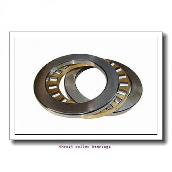 250 mm x 310 mm x 25 mm  IKO CRB 25025 UU thrust roller bearings #1 image