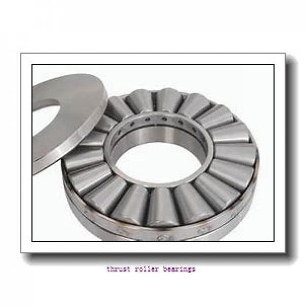 120 mm x 180 mm x 25 mm  IKO CRBC 12025 UU thrust roller bearings #2 image