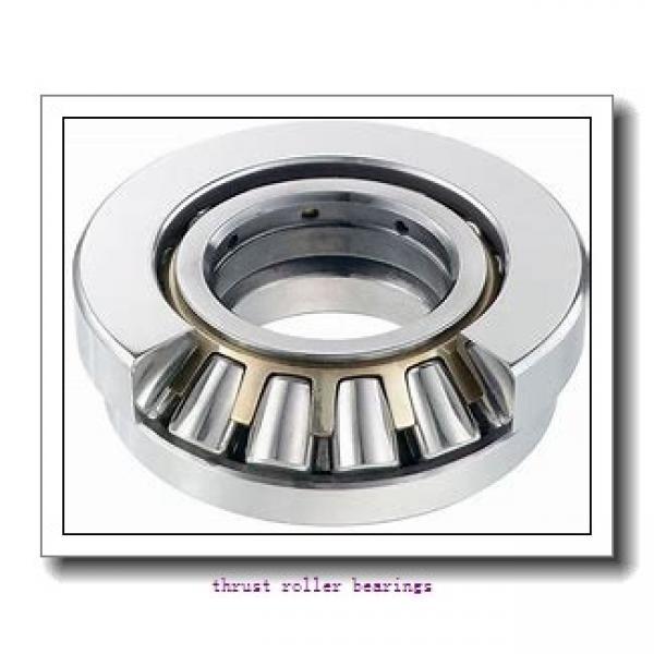 25 mm x 42 mm x 3 mm  NBS 81105TN thrust roller bearings #2 image
