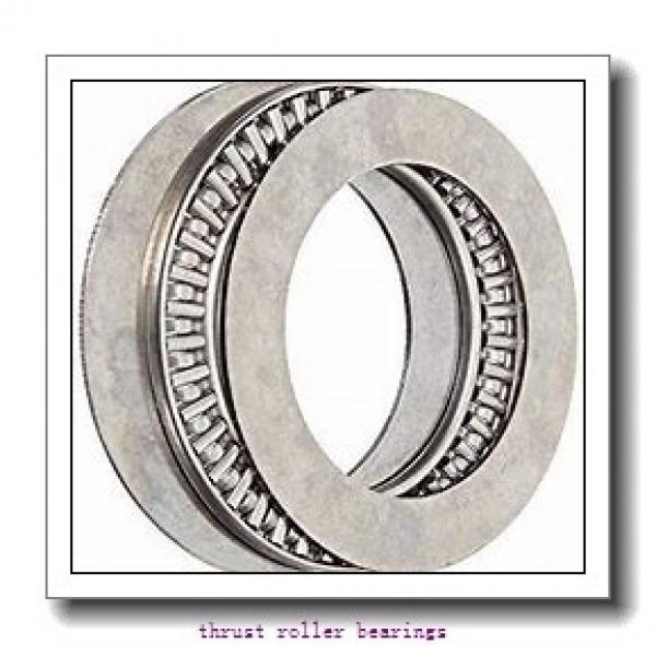25 mm x 42 mm x 3 mm  NBS 81105TN thrust roller bearings #1 image