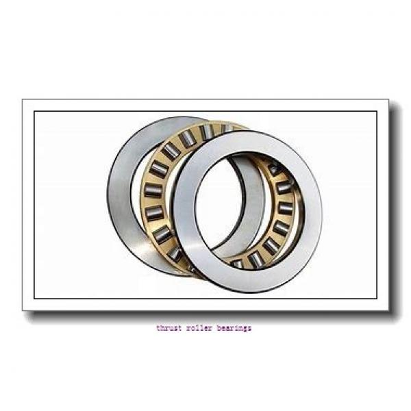 120 mm x 180 mm x 25 mm  IKO CRBC 12025 UU thrust roller bearings #1 image