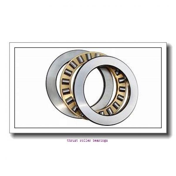 80 mm x 96 mm x 8 mm  IKO CRBS 808 A UU thrust roller bearings #2 image