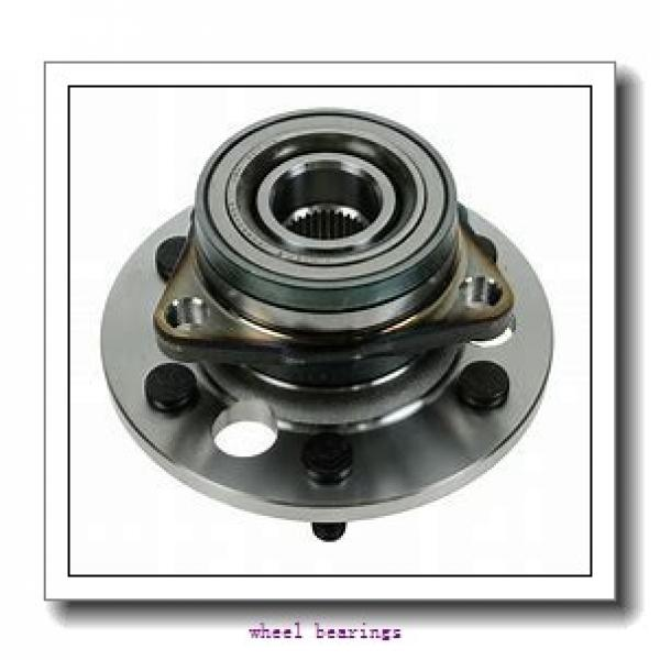 SKF VKBA 5521 wheel bearings #1 image