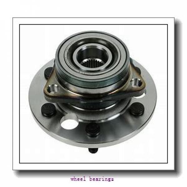 Toyana CX367 wheel bearings #1 image