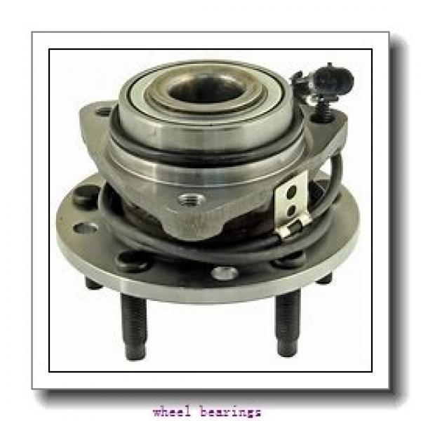 Toyana CX244 wheel bearings #1 image