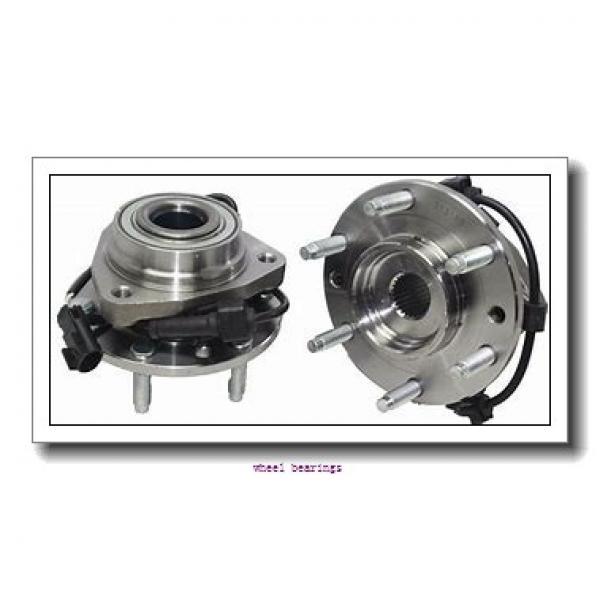 SNR R166.14 wheel bearings #1 image