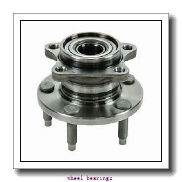 Toyana CX103 wheel bearings #1 image